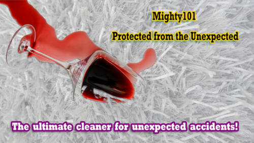 Best all-purpose cleaner on the market, Mighty101, Remove Red Wine Stains