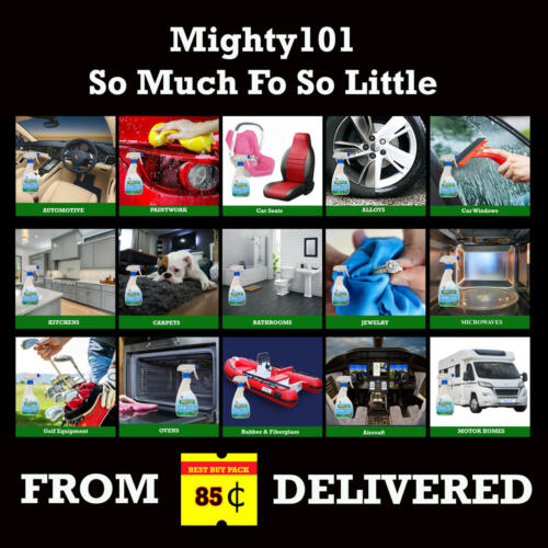 Mighty101 delivered