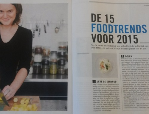 VAB Magazine – Foodtrends 2015