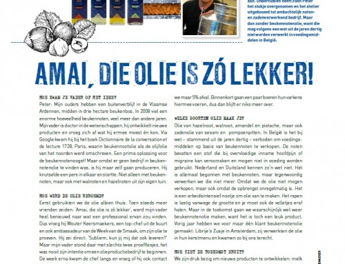 Leuk artikel in delicious. magazine!