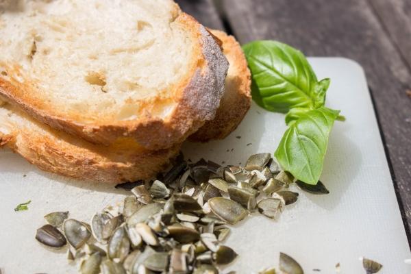 Toast de sneetjes brood