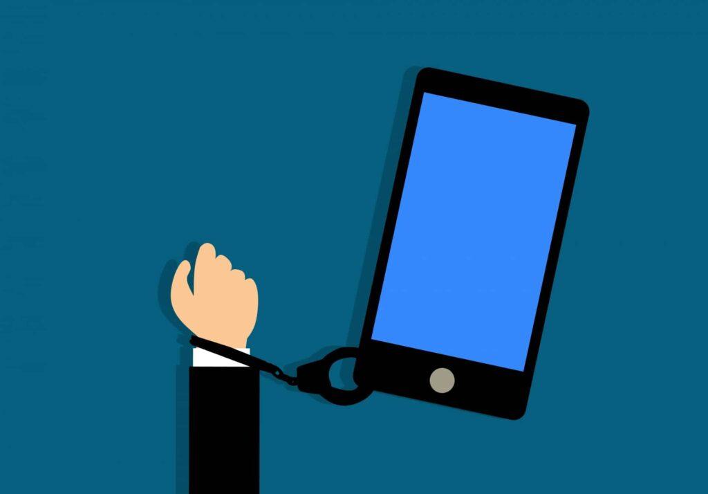adicción smartphone