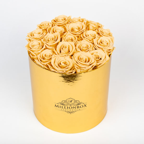 Lavinia Gold with Yellow Gold | Millionbox.se