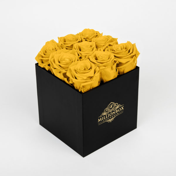 Levante Alore with Yellow Rose | Millionbox.se