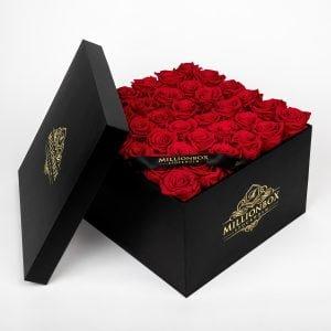 Levante Bello with Red Rose   Millionbox.se