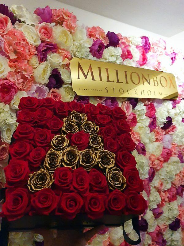 Levante Litiare   Wall   Red   Gold   Millionbox.se