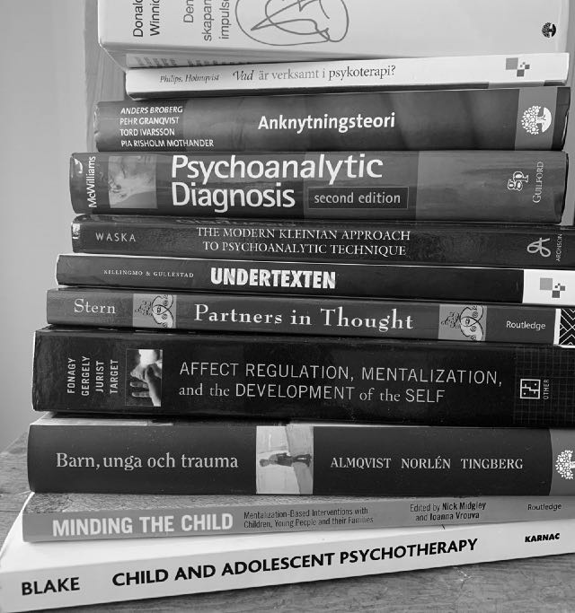 Terapi för ungdomar & unga vuxna. Psykodynamisk terapi har utvecklats
