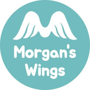 Morgans Wings circle logo