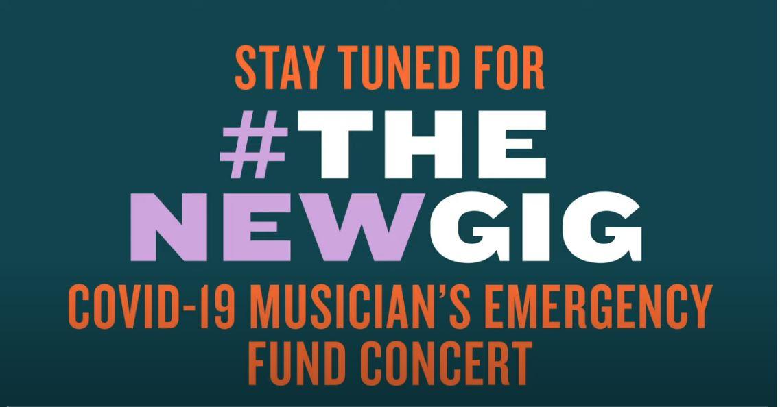 USA JAZZ: COVID-19 MUSICIANS' EMERGENCY FUND