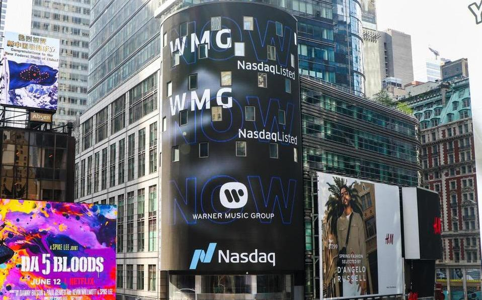 Warner Music Group moves forward with IPO as streaming business booms