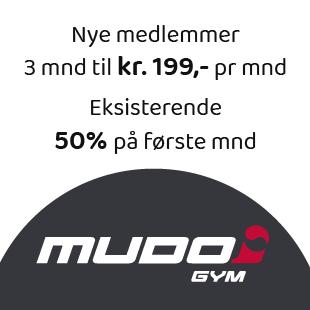 Sommerkuponger 2020_Mudo gym