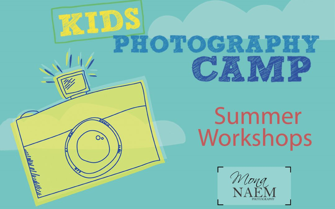 Summer Photography Workshops for Children in north London, N20
