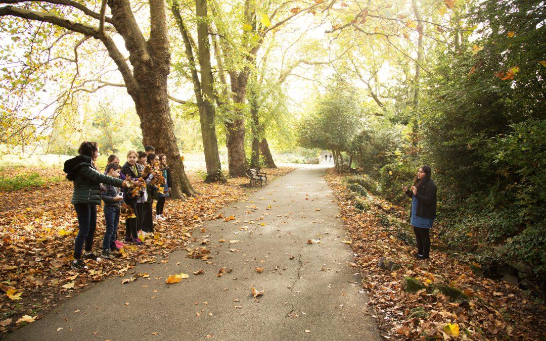 Autumn Workshop for children