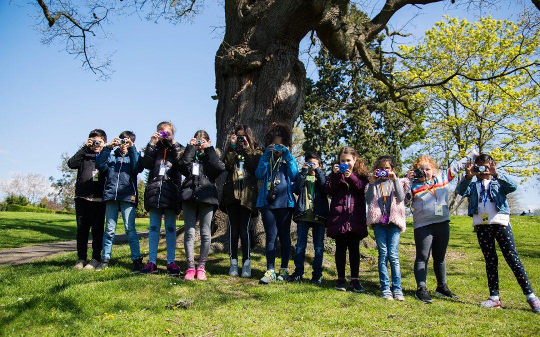 Spring workshop for children