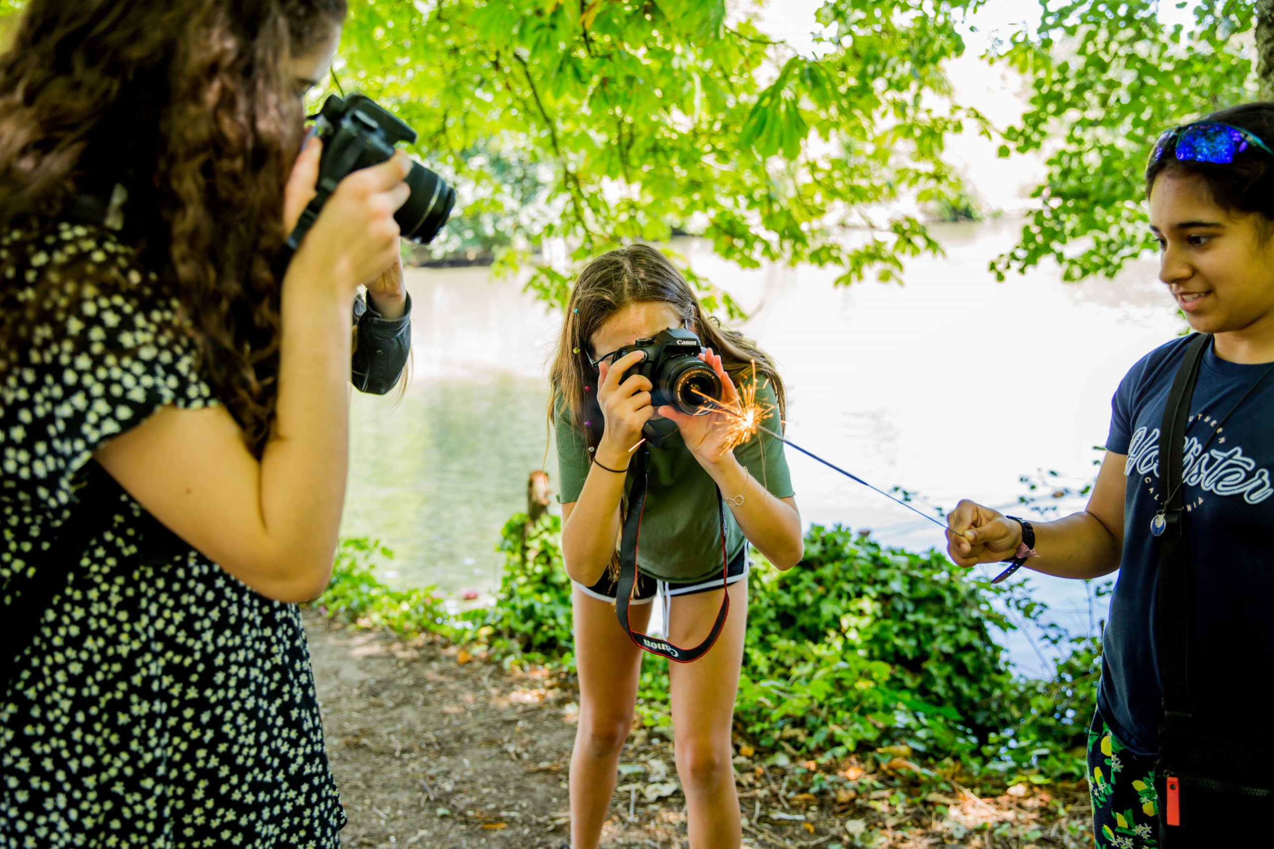 teaching slr camera