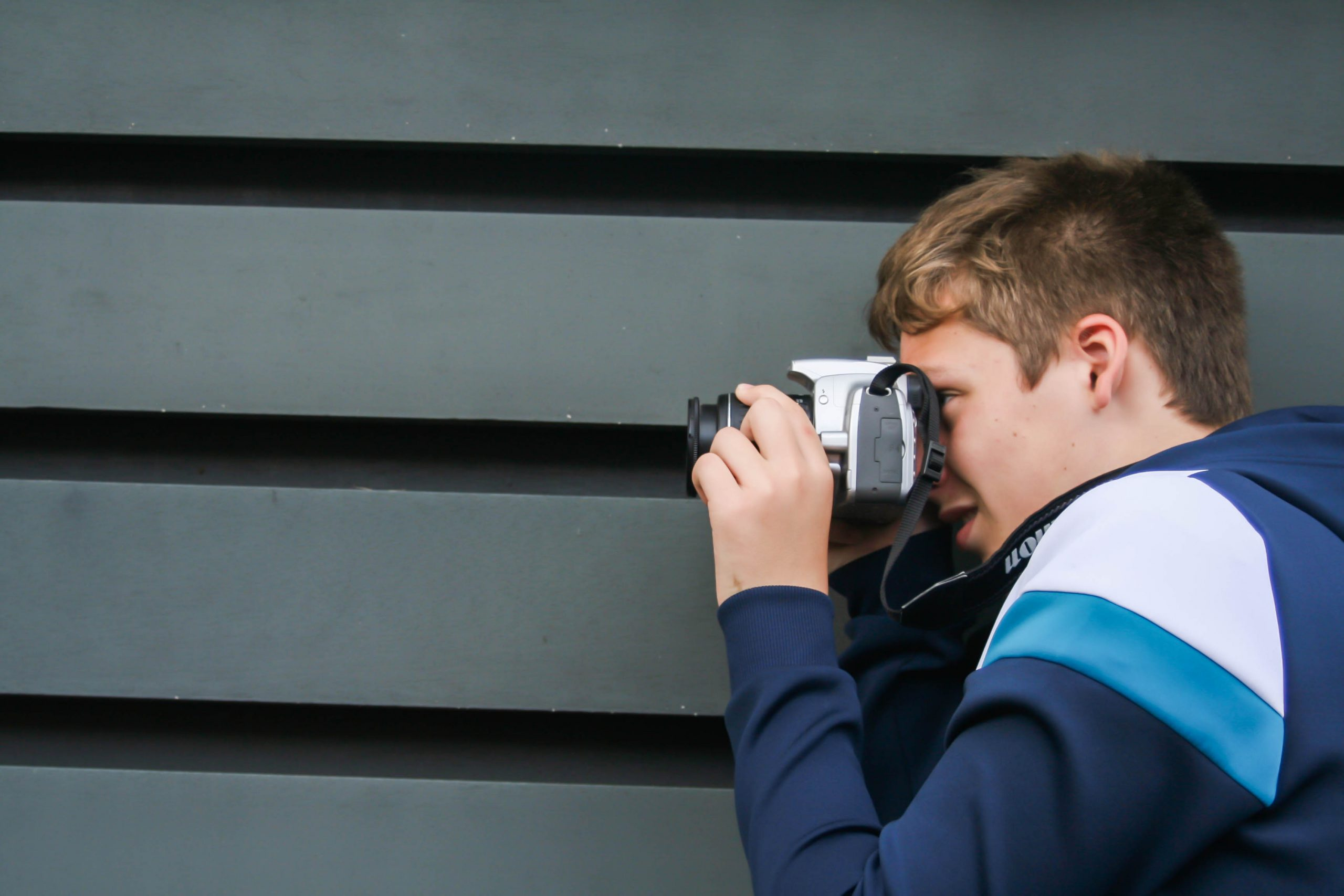 learning to use slr camera