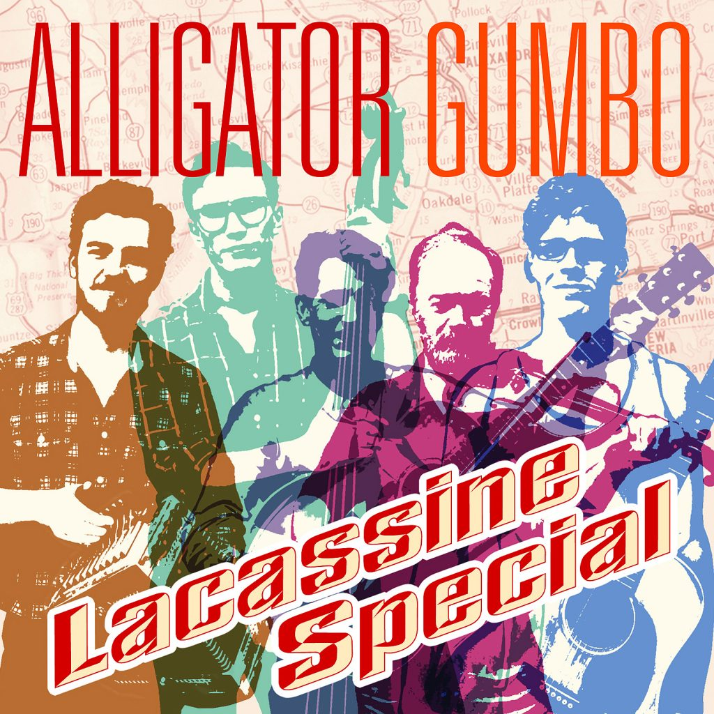Alligator Gumbo - Lacassine Special monophon MPHEP009, 2012.