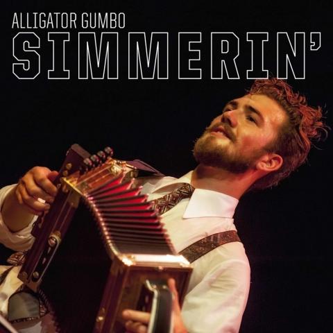 Alligator Gumbo - Simmerin' monophon © 2014 (MPHFL008)