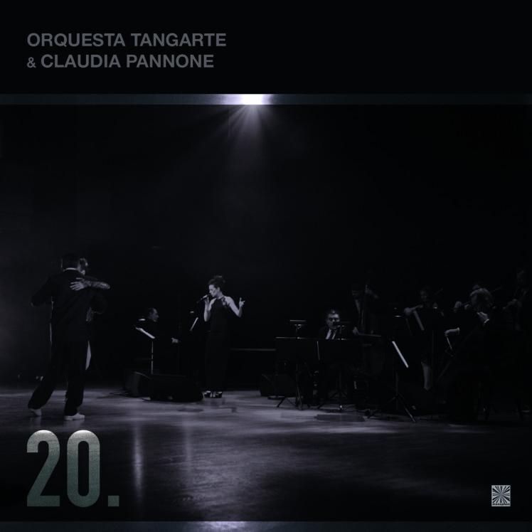 Orquesta Tangarte – 20. monophon ©2021 (MPHFL009).