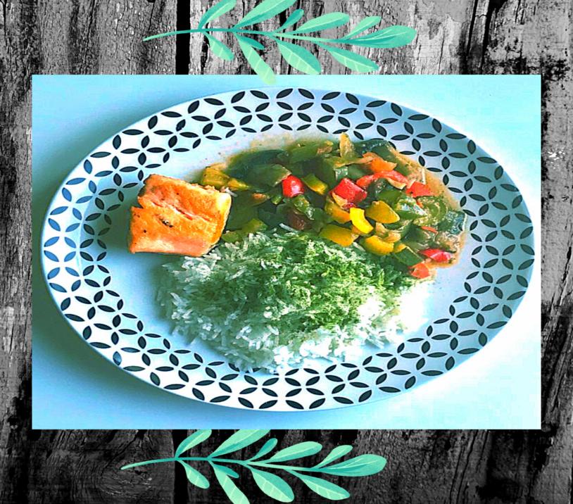 plat-à-base-de-poudre-de-moringa-bio-riz-et-ratatouille