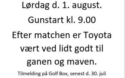 Toyota match