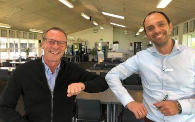 Jyske Bank fortsætter som hovedsponsor