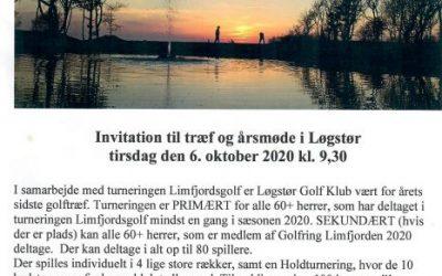 Golftræf i Løgstør