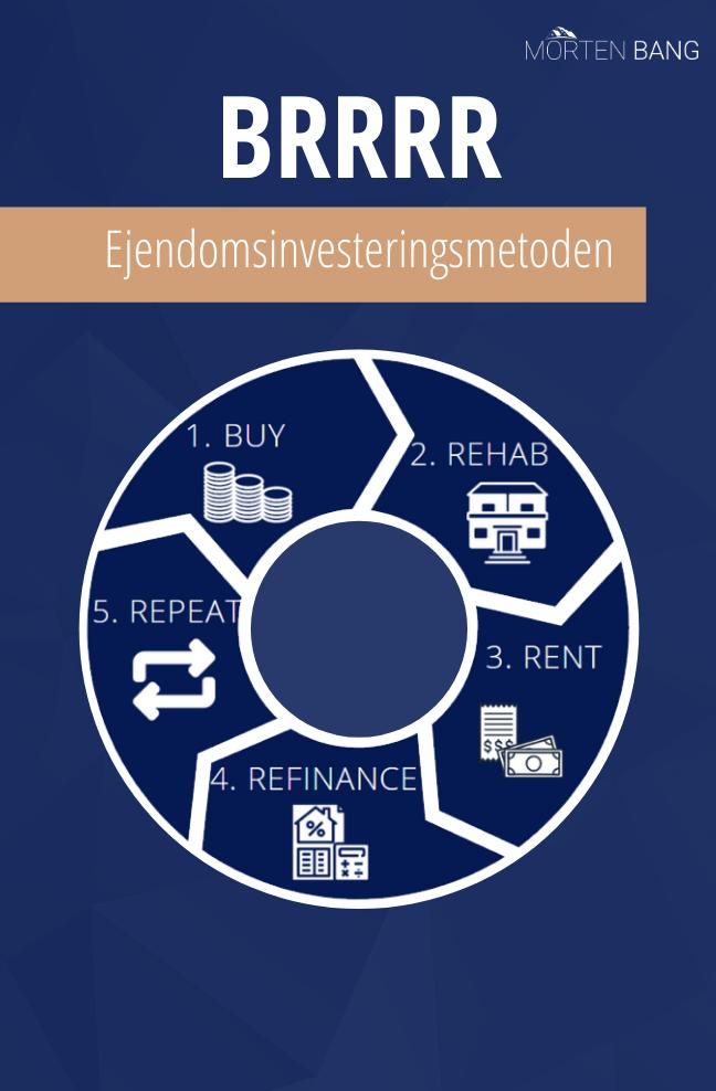 BRRR investeringsmetode ejendomme