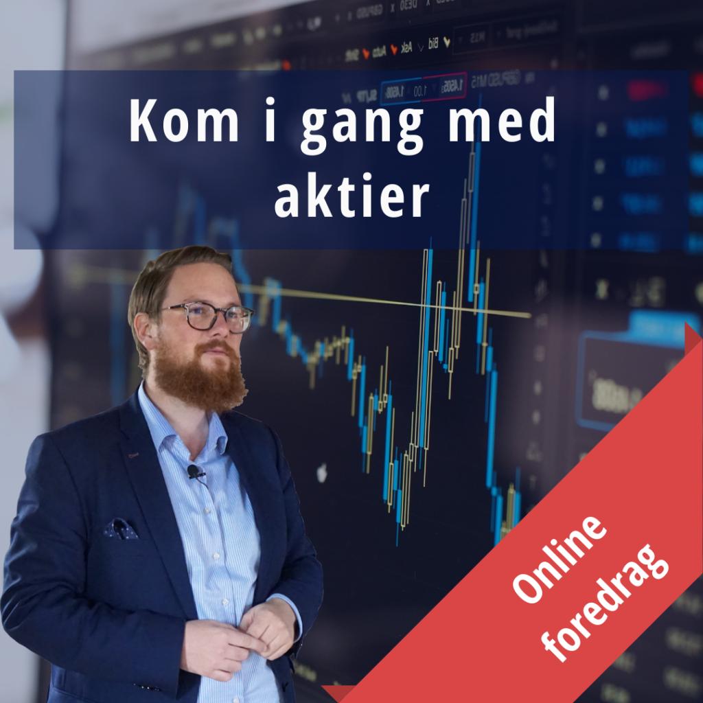 aktie investere aktietype portefølje