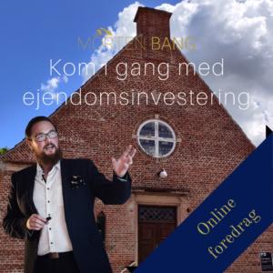 Morten Bang kom i gang med ejendominvestering