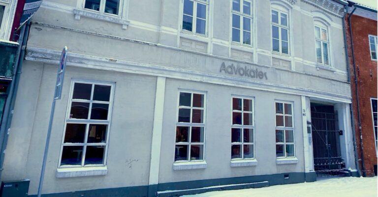 ejendomsinvestering kontor