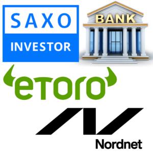 platforme til aktiehandel