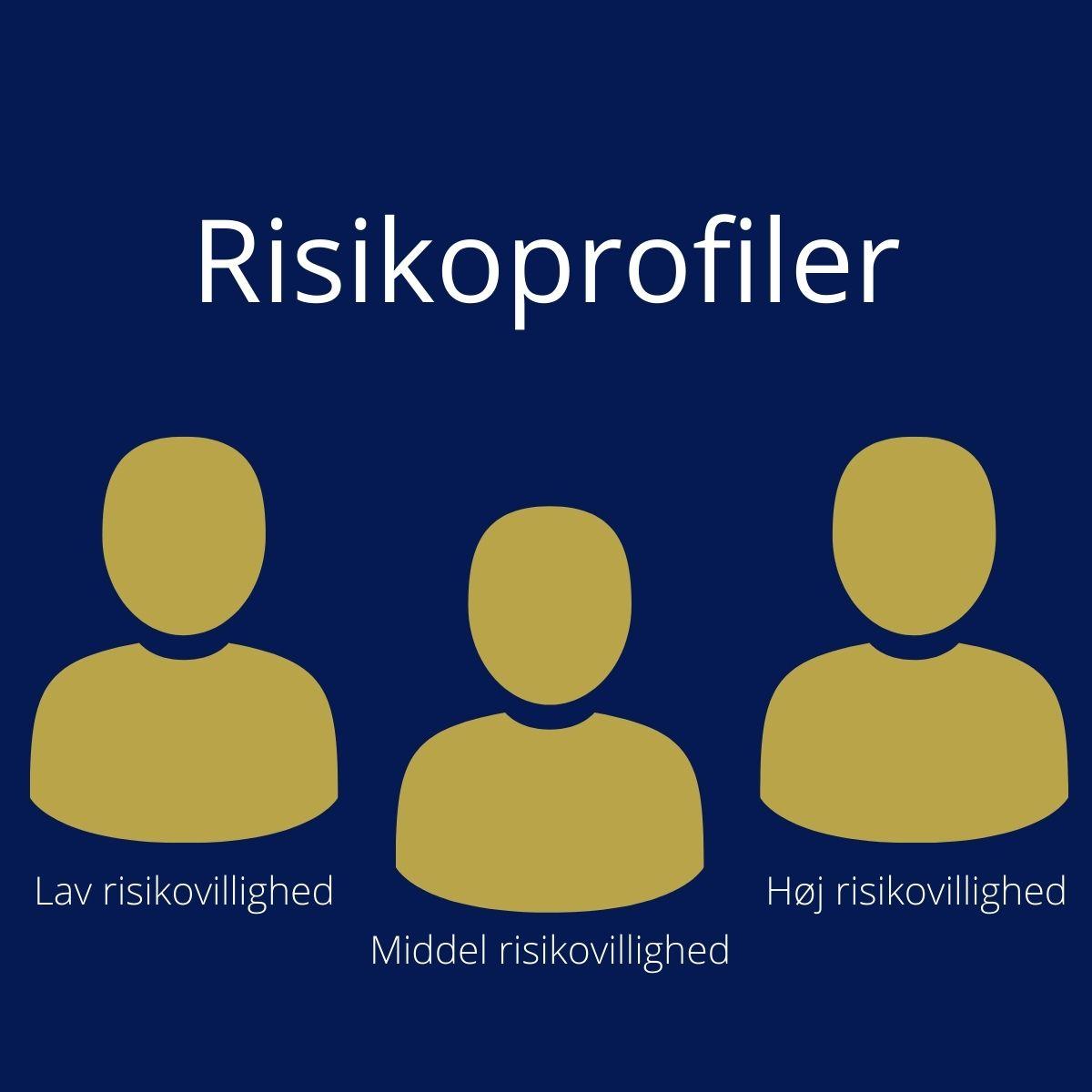 Risikoprofiler, hvor risikovillig er du