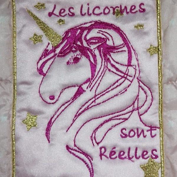Les licornes sont réelles, la légende