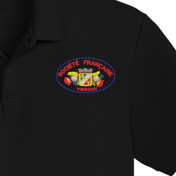 French company Vierzon digitizing machine embroidery design at low cost