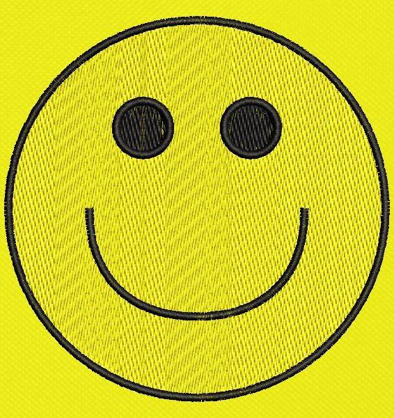 contenuto emoticon Cornice disegno ricamo macchina 10 x 10 Formati file PES, CSD, EXP, HUS, SHV, VIP, XXX, DST, PCS, JEF, VP3, SEW, EMB ... Download immediato