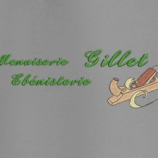 橱柜细木工数字化客户徽标,机绣设计