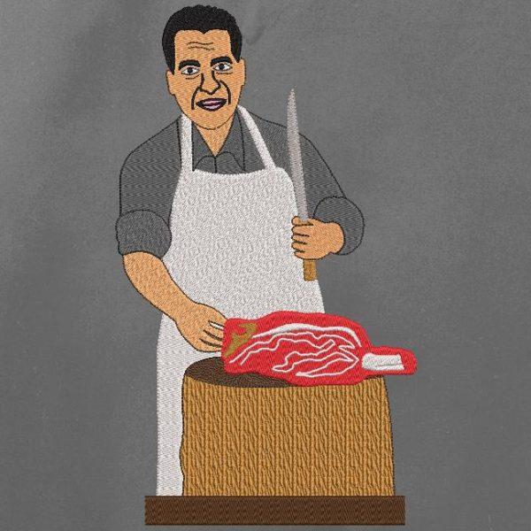 trabajo de carnicero
