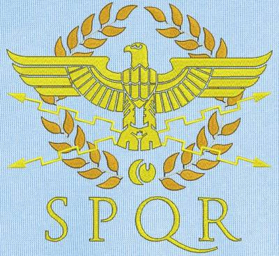 aigle de la légion romaine