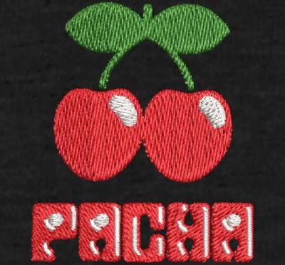 logo de broderie machine personnalisé