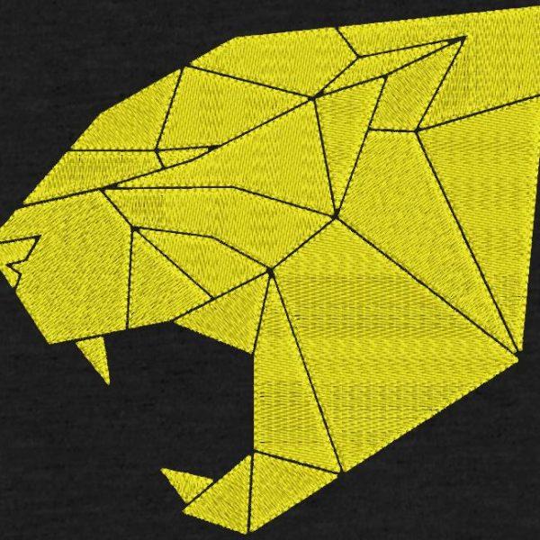 cougar géométrique