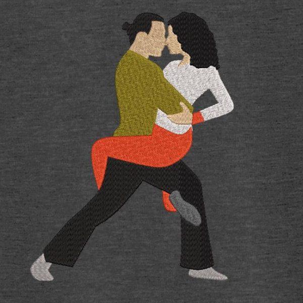 dançarinos de tango