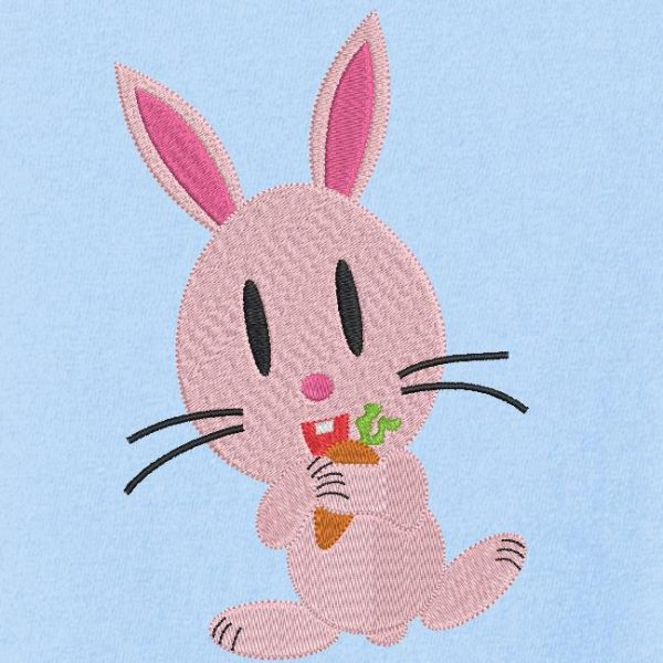 conejo demasiado dulce
