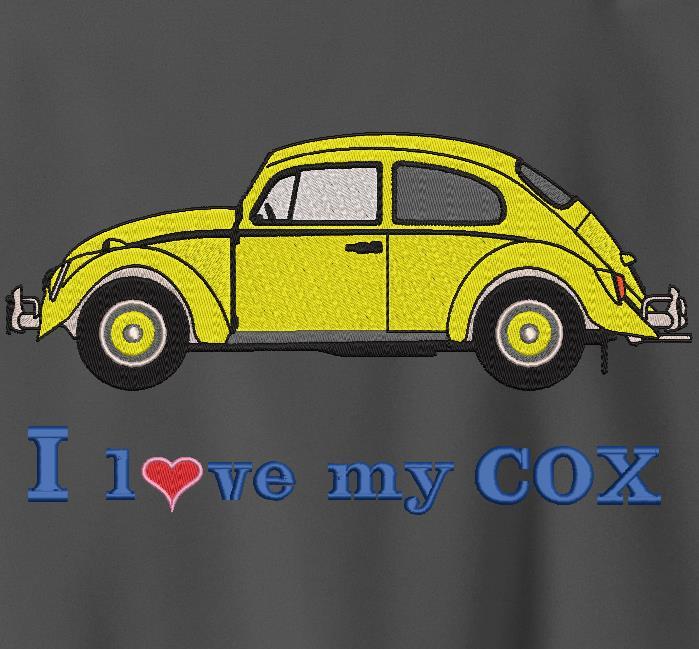 أنا أحب كوكس بلدي