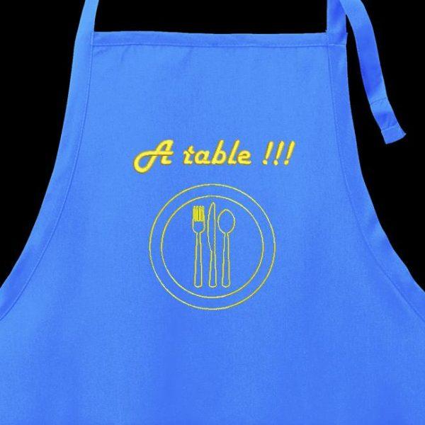 à table !!!