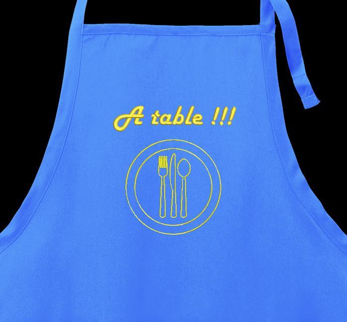 a la mesa !!!
