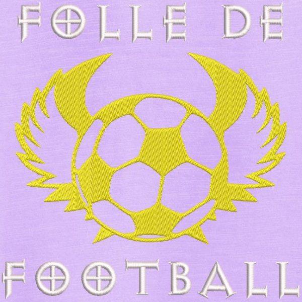 folle de football