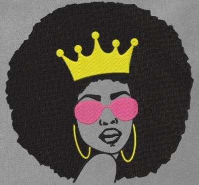 vintage retrô de mulher afro 2