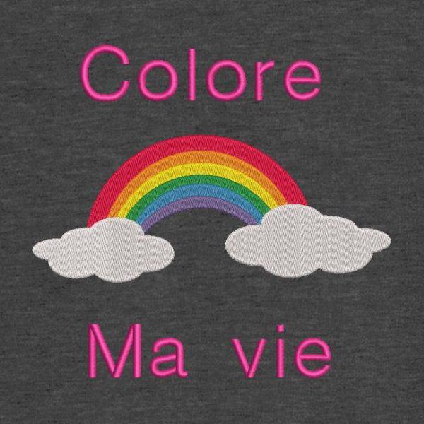 colore ma vie