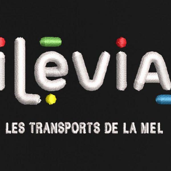 numérisation client logo ilevia